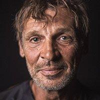 Uwe Klingenberger Testimonial Portrait