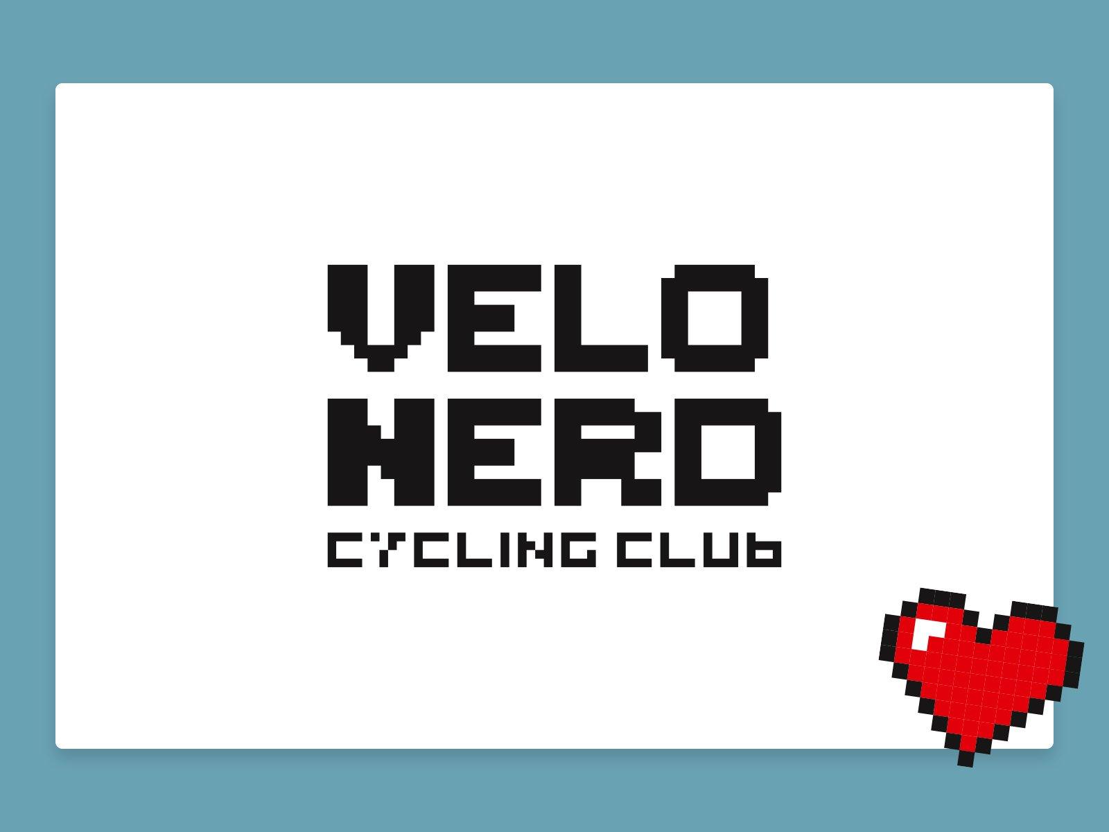 210405 Velo Nerd Project logo